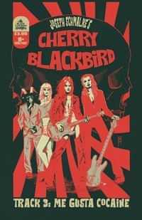 Cherry Blackbird #3