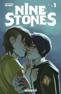 Nine Stones #1 CVR B Spano