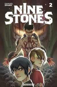 Nine Stones #2 CVR A Spano