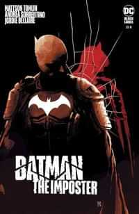 Batman The Imposter #1 CVR A Andrea Sorrentino