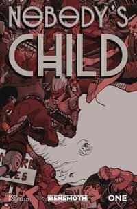 Nobodys Child #1 CVR B Borrallo