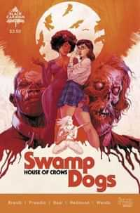 Swamp Dogs #1 CVR A Robert Sammelin