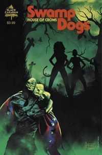 Swamp Dogs #1 CVR B Solo Macello
