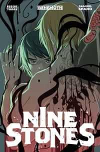 Nine Stones #3 CVR A Spano