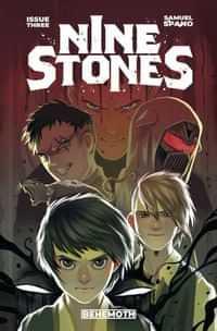 Nine Stones #3 CVR C Spano