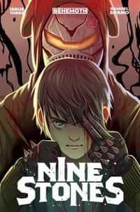 Nine Stones #3 CVR B Spano