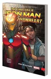 Invincible Iron Man Ironheart TP Riri Williams