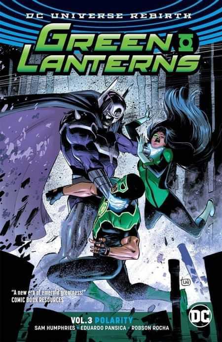 DC COMICS JUL180649 GREEN LANTERNS #55